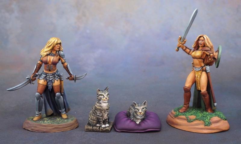 Archers scale darksword