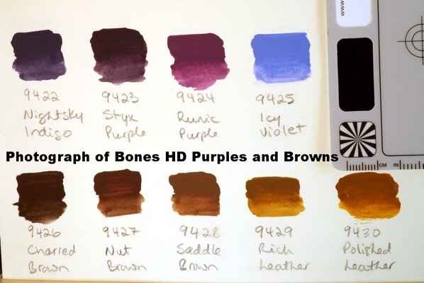 Bones HD Browns and Purples - photo