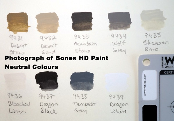 Bones HD Neutrals - photo