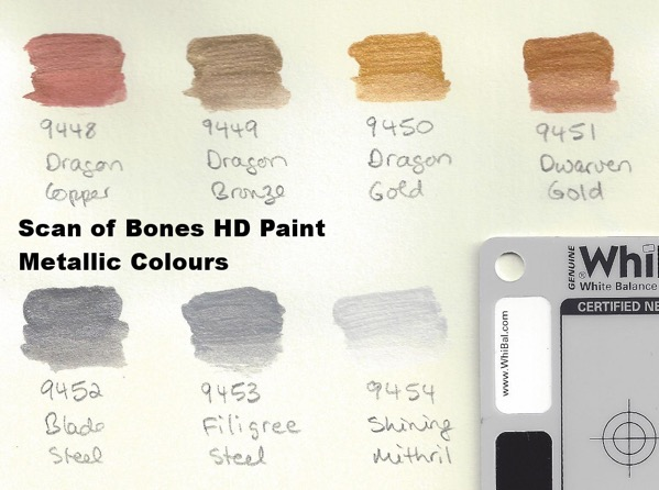 Bones HD Metallics - scan