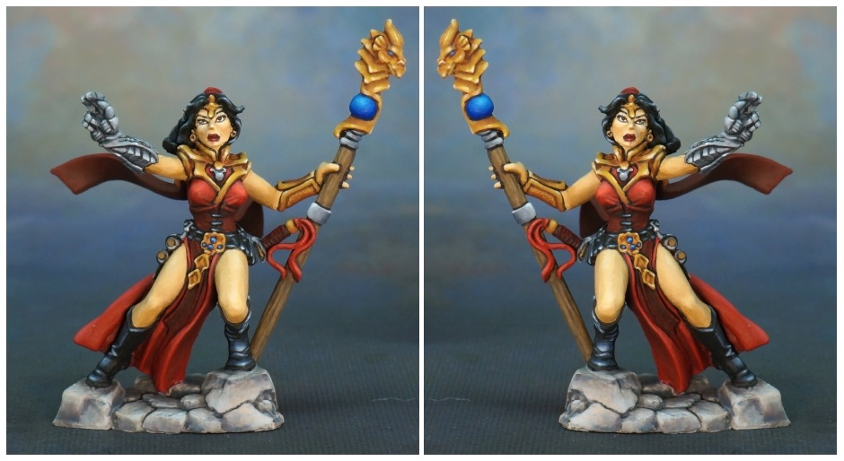Dds sorceress mirrored
