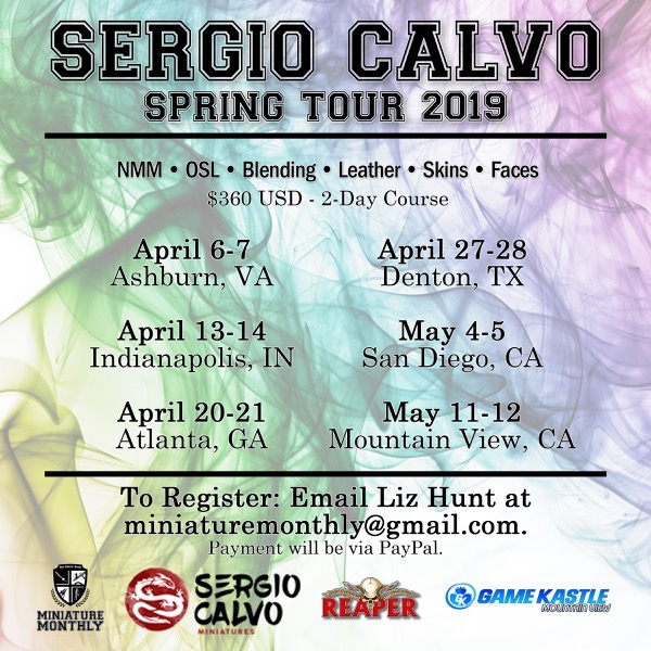 Sergio Flyer Spring 2019 FINAL