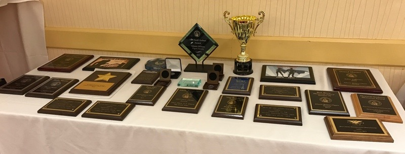 Awards at AMFS 2018
