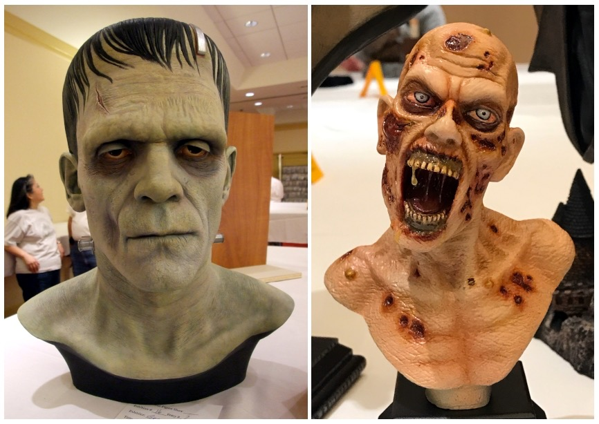 Horror entries from Atlanta Military Figure Show