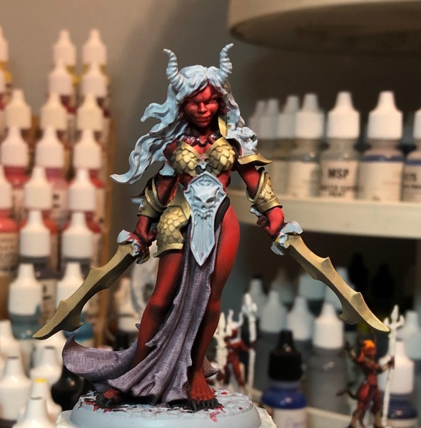 Efreeti WIP picture