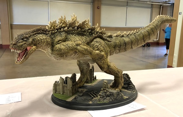 Godzilla in Wild and Dangerous Creatures category