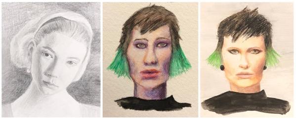 Portraits combo3