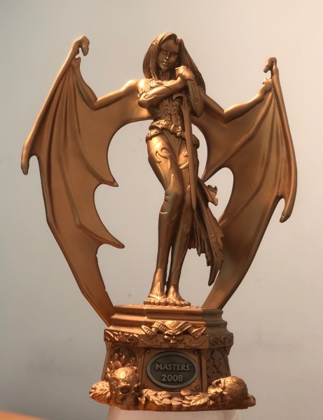 Bronze Sophie trophy
