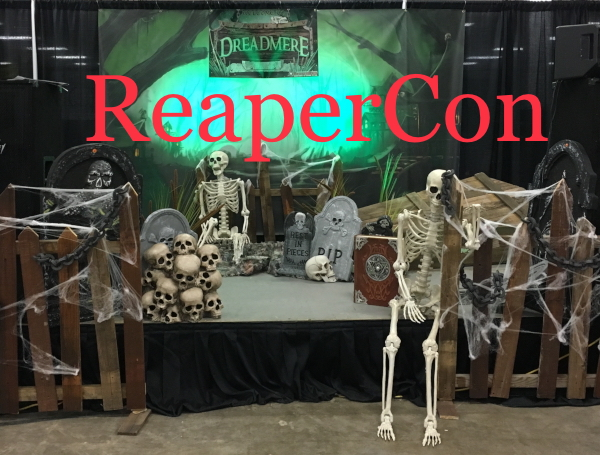 ReaperCon stage