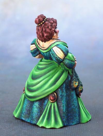 Madame Delia - back right view