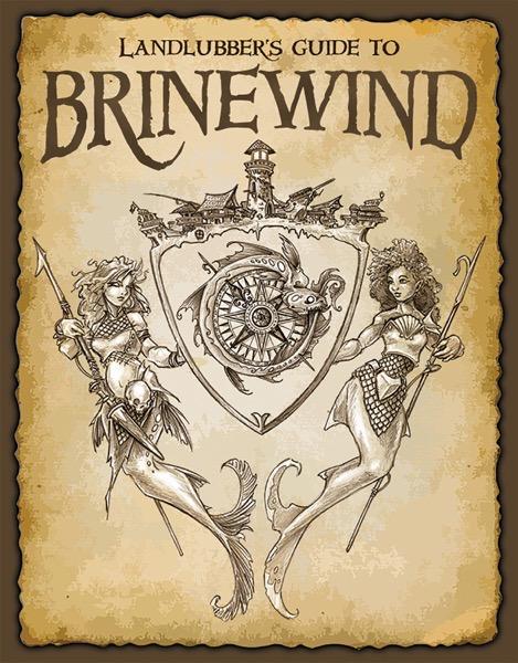 Brinewind book
