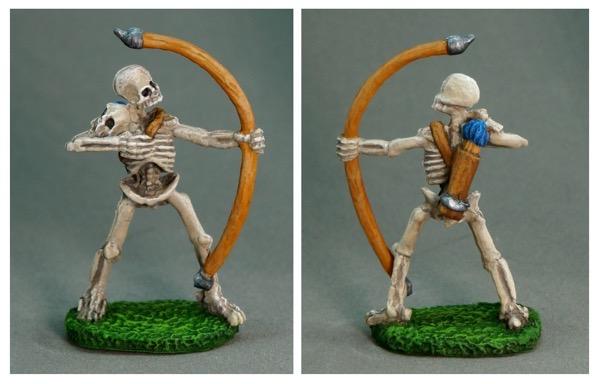 Skeleton combo