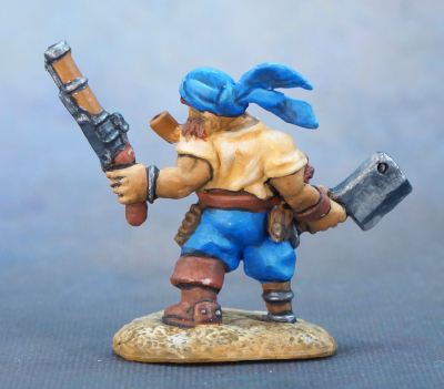 Dwarf pirate back 400