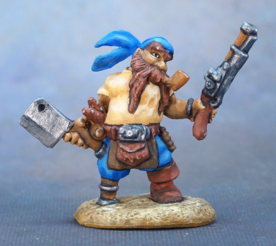 Dwarf pirate front 400