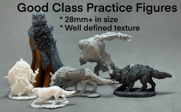 Fur practice good