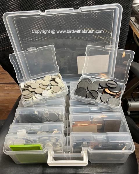 Organize bases cr
