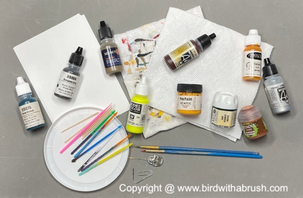 Paint maint kit cr