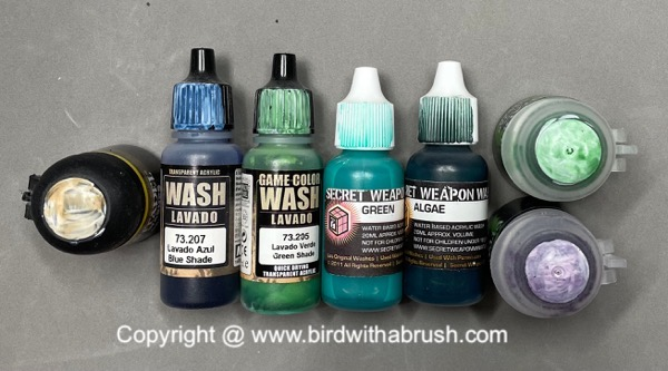 Swatch wash cr