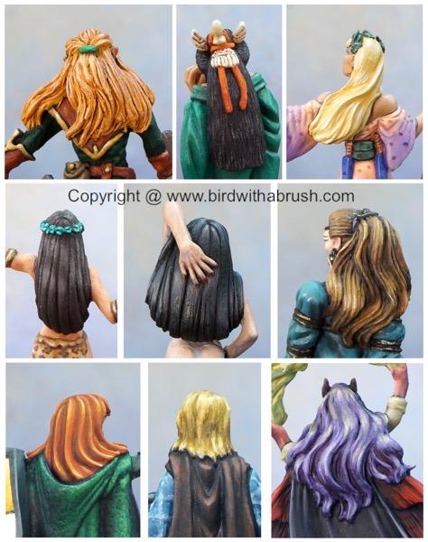 Hair combo cr
