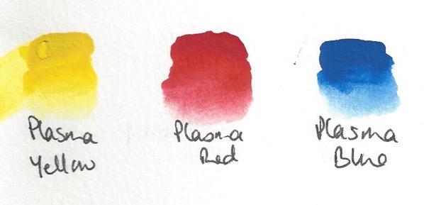 Rve paint plastma