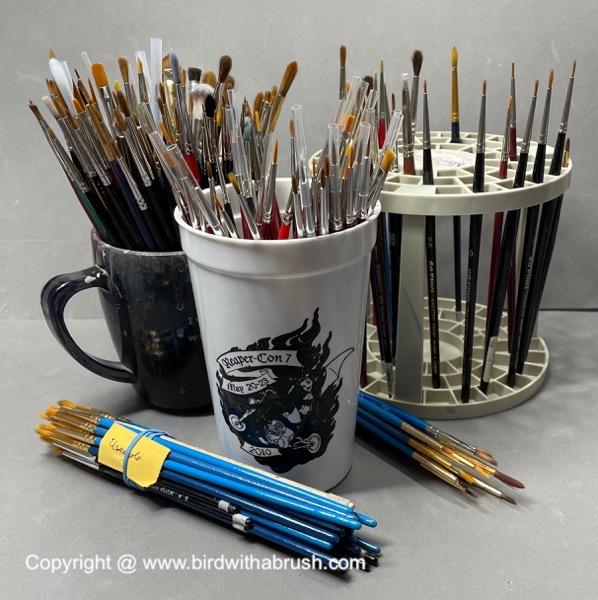 Brushes cr