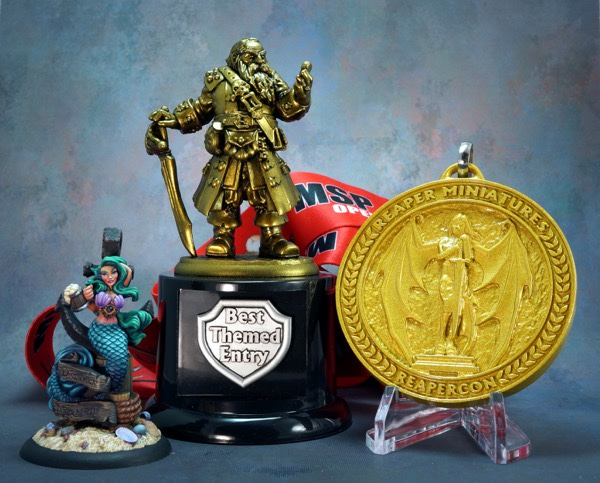 Mermaid awards