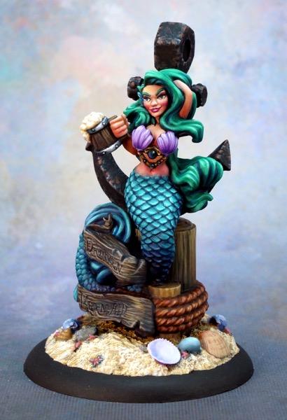 Mermaid front