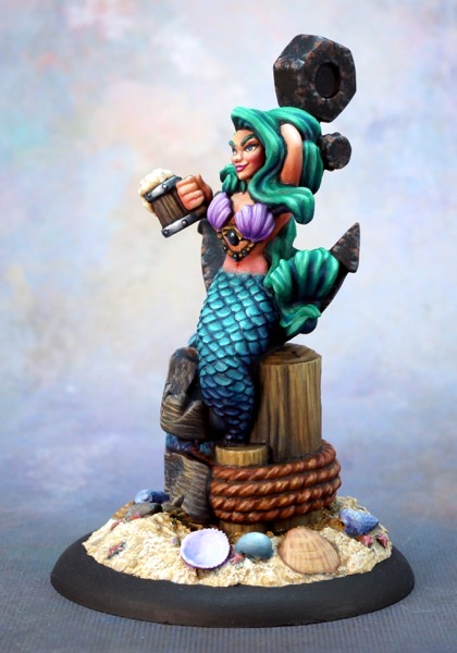 Mermaid left